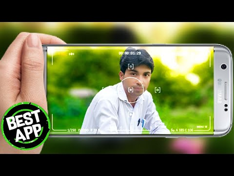 Best DSLR camera apps Auto Focus & Auto Blur 2019||Best android camera apps