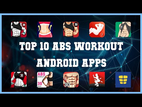 Top 10 Abs Workout Android App | Review