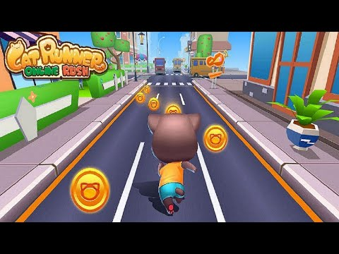 Cat Runner Decorate Home Android Gameplay