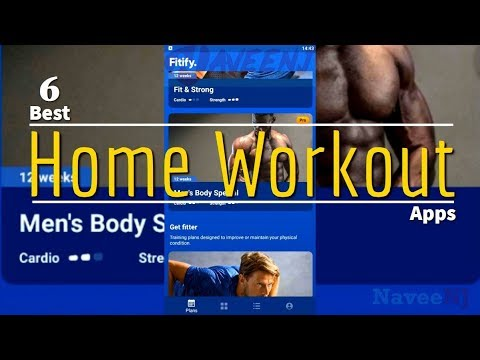 6 Best Home Workout Apps [Android/iOS]