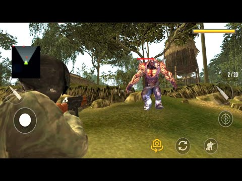 Shooting Games Task Force 2: New Zombie Games _Fps shooting Game _ Android GamePlay. #4