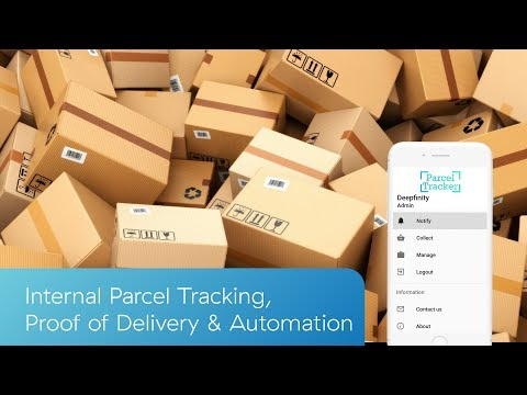 video review of Parcel Tracker