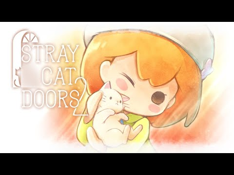 video review of Stray Cat Doors2