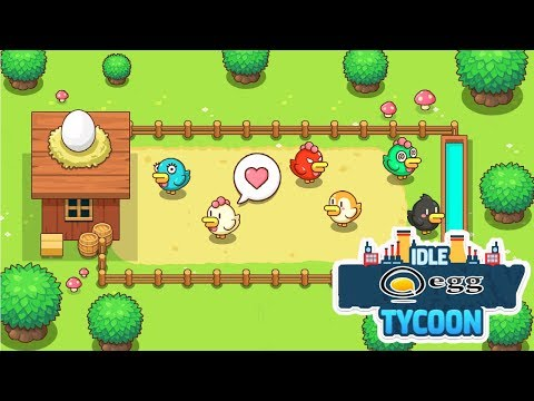 Idle Egg Tycoon - Android Gameplay ᴴᴰ
