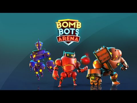 video review of Bomb Bots Arena