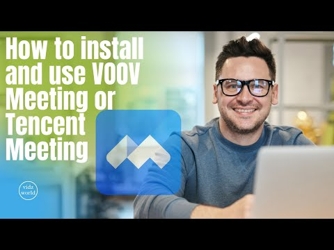 VooV Meeting - Tecent Meeting - How to use