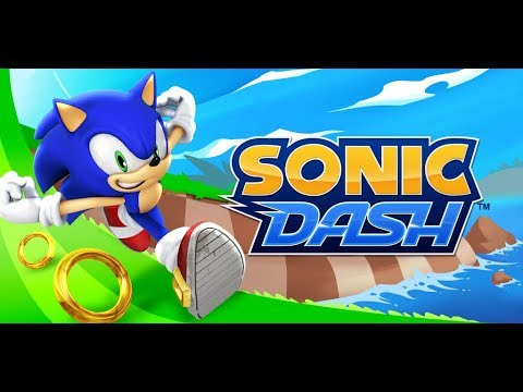 How to Play Sonic Dash Tutorial Gameplay - Android/iOS