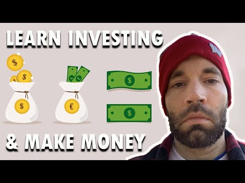 Learn Investing & Make Money With Vestly App