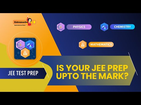 video review of Extramarks JEE Prep App