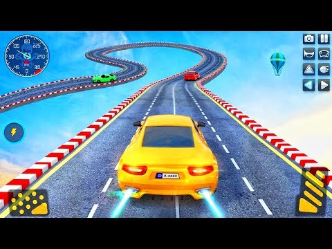 Ramp Car Stunts Racing: Impossible Tracks - Best Android GamePlay