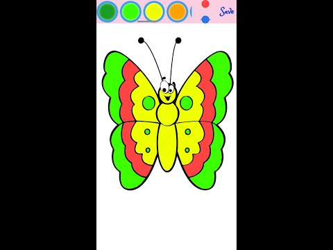 Animals Coloring Book for kids - FingerPen Android App for Kids