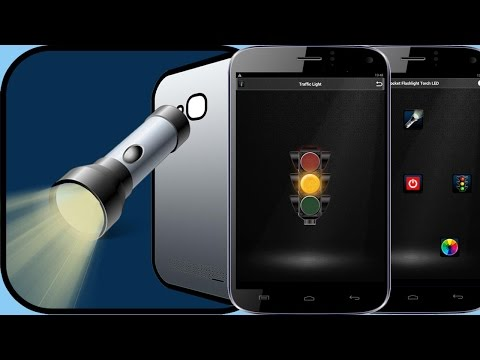 Pocket Flashlight Torch LED FREE App Review