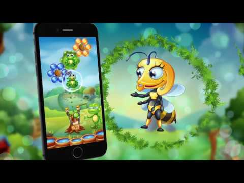 video review of Forest Rescue: Bubble Pop
