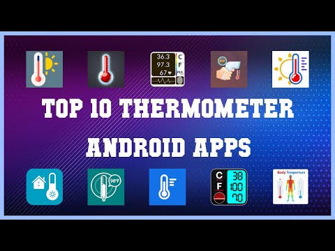 Top 10 Thermometer Android App | Review