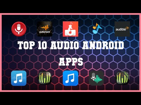 Top 10 Audio Android App | Review