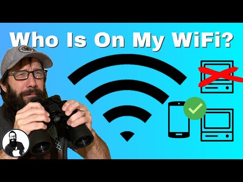 Who Is On My WiFi Network? How to BLOCK WiFi Users and See Who Is Surfing on Open WiFi...