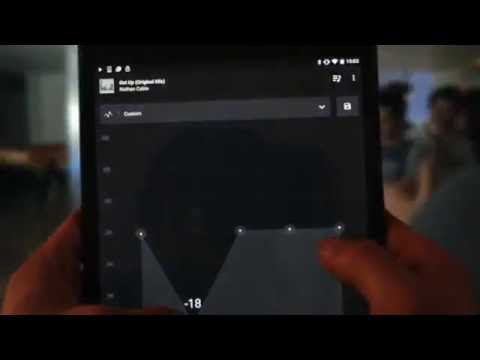 video review of Equalizer music player booster
