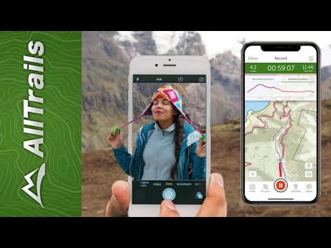 How to use AllTrails app Free & Pro version