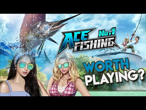 Ace Fishing Wild Catch First Impressions [Android Gameplay]