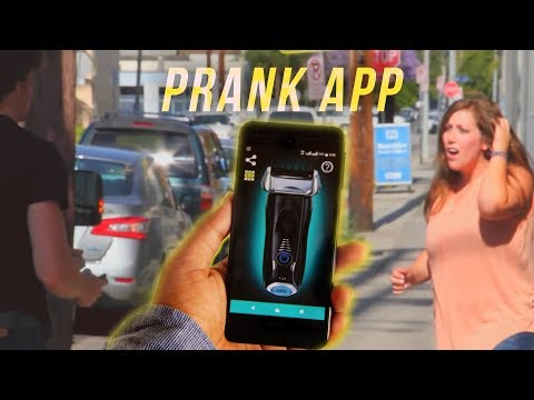Hair Cut Trimmer Prank App