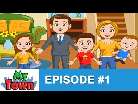 My Town Stories  - Confused Dad (Episode 1)