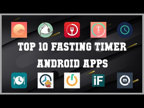 Top 10 Fasting Timer Android App | Review