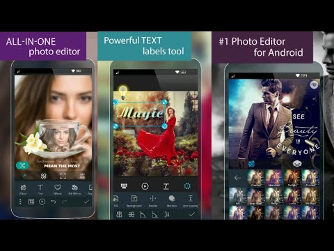 Photo Studio Android App | The Best Photo Editor For Smart Phone ...