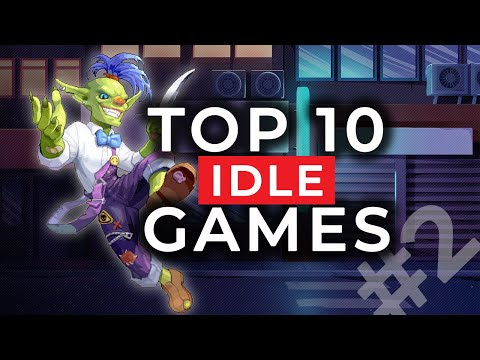 Top 10 Best Idle Games #2 (Android/iOS) ~2020