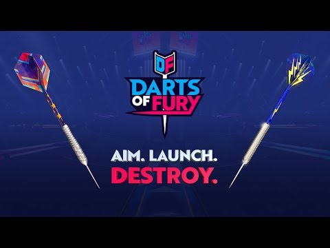 video review of Darts of Fury