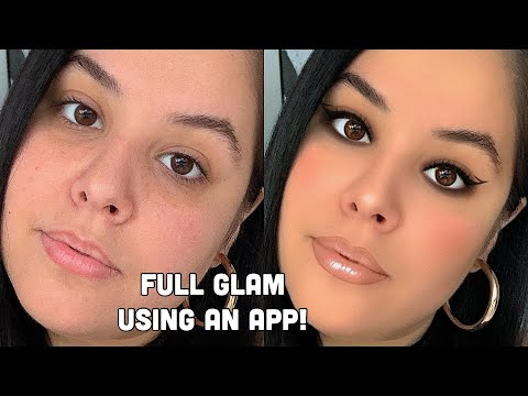The BEST photo editing apps for makeup ft. Perfect365 / Nelly Toledo