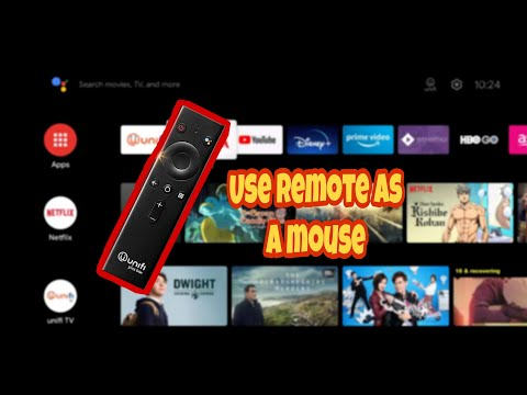10. Mouse toggle on remote (on unifiplusbox)