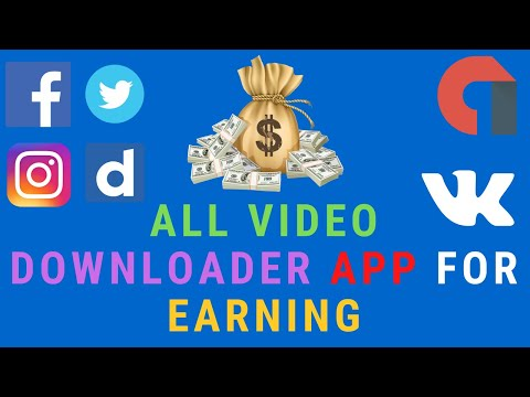 All Video Downloader Android App Source Code - Twitter, Instagram, Facebook Downloader | Stay Home