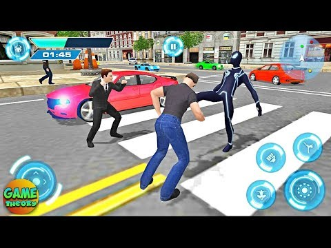 Super Hero Fighting Incredible Crime Battle Update Game # Android Supehero Game