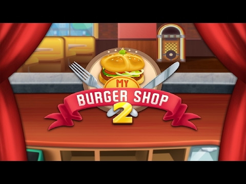 My Burger Shop 2 - Restaurant Management | Game App for Kids | iPad iPhone Android|