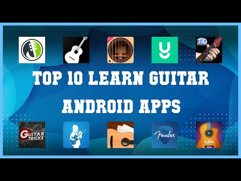 Top 10 Learn Guitar Android App | Review