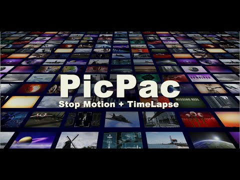 video review of PicPac Stop Motion & TimeLapse