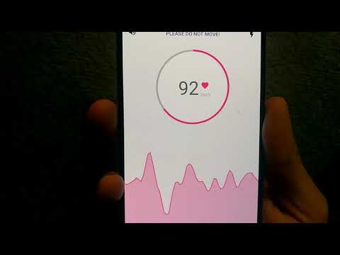 How To Measure Heart Rate On Your Android Phone? - Heart Rate Monitor App!