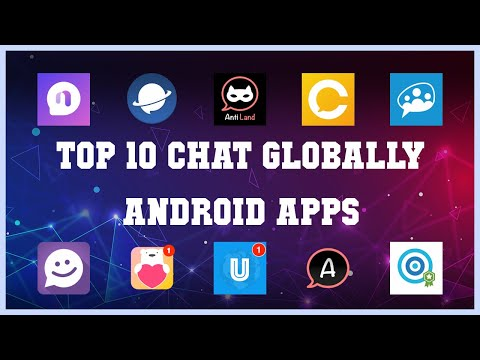 Top 10 Chat Globally Android App | Review