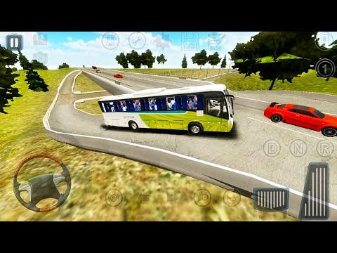 Proton Bus Simulator Road Lite #2: ID770 Bus - Android Gameplay FHD