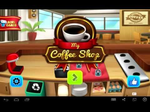 Android My Coffee Shop - Coffeehouse Gameplay