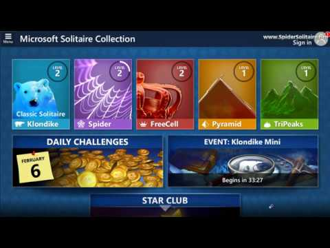 Quick look - Microsoft Solitaire Collection - free iOS/Android mobile game