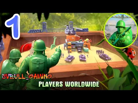 Army Man Strike - Military Strategy Simulator #1 Android Gameplay