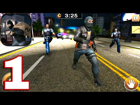 City Crime Sneak Theif Simulator : New Robbery Game Full Gameplay Walkthrough    Level 1 to 8   