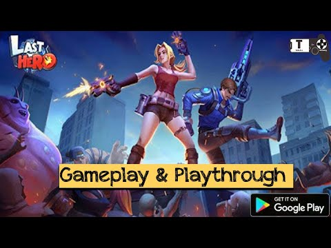 Last Hero: Roguelike Shooting Game (by SuperNova) - Android / iOS Gameplay