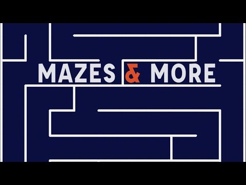 video review of Mazes & More