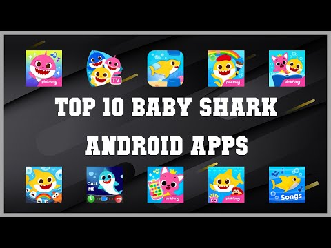 Top 10 Baby Shark Android App | Review
