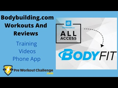 Bodybuilding com Workouts And Reviews