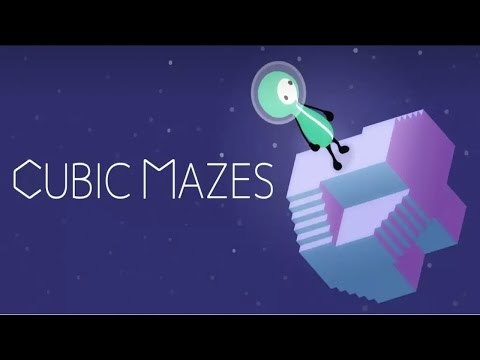 CUBIC MAZES 3D Android Gameplay ᴴᴰ