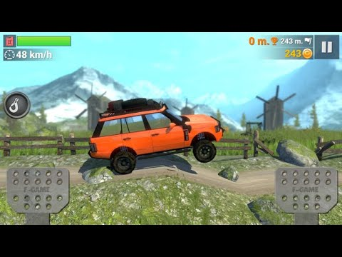 🚜🚜🚜 Off Road Travel. 🚙🚙🚙 Android Gameplay Video.