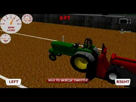 Tractor Pulling - Android - 3D